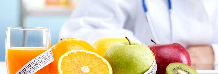 nutrition sur le foodspring et la perte de poids