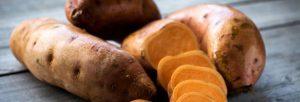 bienfaits de la patate douce sur l'organisme