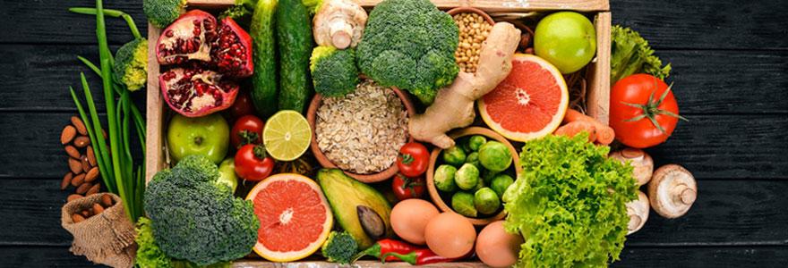 Consommer des fruits et légumes de saison